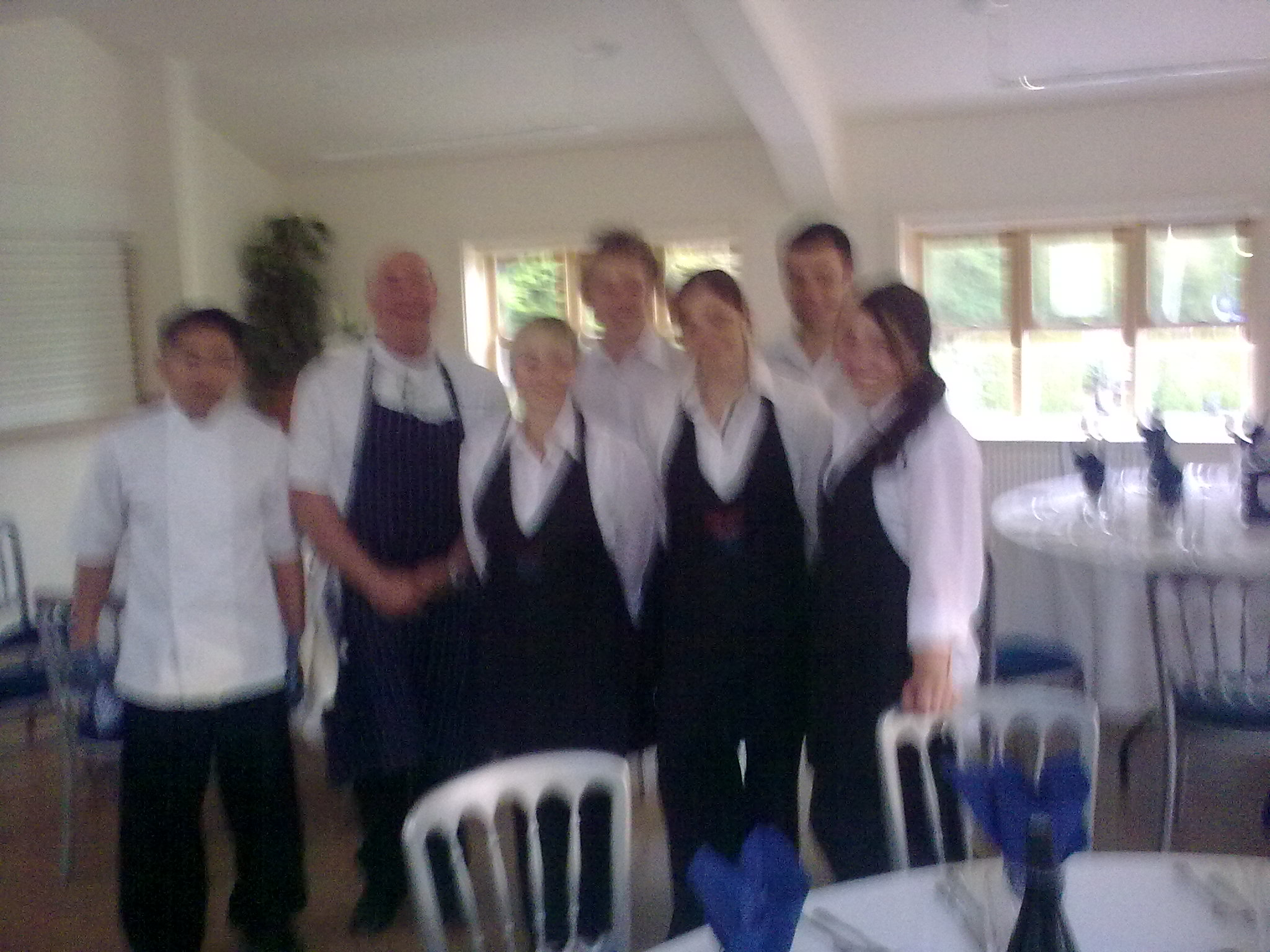 Dinner Party Catering Team